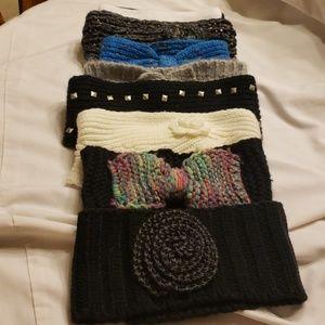 Accessories - Bundle of 9 Headbands